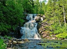 Карелия, Большой Водопад Карелии