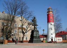 Калининград, Кёнигсберг - Янтарный край (с проживанием в хостелах)