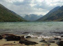 Алтай, Осенний поход к Мультинским озерам (с ночёвками в домиках)