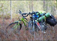 Сев-Запад, Традиционный майский Велопоход: Бывшая Финляндия