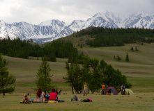 Алтай, Фототур по Чуйскому хребту на Алтае
