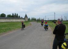 Сев-Запад, Велосипедное приключение. Псков. Изборск. Печоры.