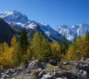 Кавказ, По ущельям восточного Приэльбрусья (разведка)