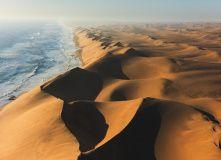 Намибия, По пустыням и саваннам Намибии (разведка)
