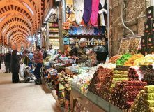 Турция, Из Европы в Азию: Стамбул + Каппадокия