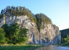 Урал, Сплав по реке Зилим