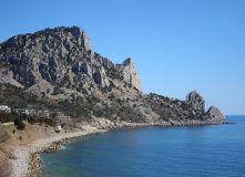 Крым, Ялта на ладони - весенний Крым