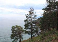 Байкал, По западному побережью Байкала +65 км (вдоль Приморского хребта)