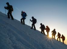 Восхождение на Эльбрус, Восхождение на Эльбрус 10 дней (ночёвки в альп. приюте)