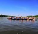 Подмосковье, Водный поход по рекам Жабня и Волга к Калязину