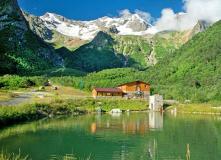 Кавказ, Осетинские выходные (Дигория + Цей)