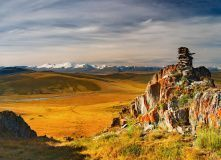 Алтай, Конный Алтай