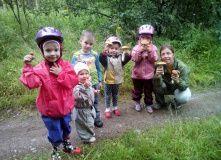 Русский Север, На велосипедах с детьми. Заонежье. Кижи. (с автосопровождением)