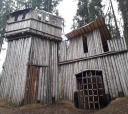 Сев-Запад, Две крепости (лыжный поход)