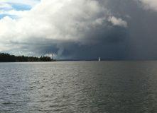 Сев-Запад, Яхтинг с палаткой - Выборгский залив