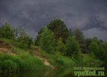 Подмосковье, Сплав по реке Киржач на байдарках с баней на берегу - Московская область
