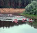 Подмосковье, Водный поход - Путешествие на байдарках по реке Клязьма на майские и июньские