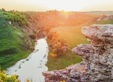 Подмосковье, Сплав по реке Воргол