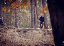 Подмосковье, Дзен-поход - Осенняя тишина