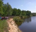 Подмосковье, Однодневный сплав по реке Клязьма