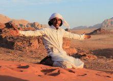 Иордания, По замкам и пустыням Иордании