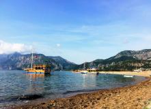 Турция, Лето на Ликийской тропе (переходы налегке, горы и море)