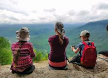Кавказ, Кавказ с детьми. Тайны Адыгеи