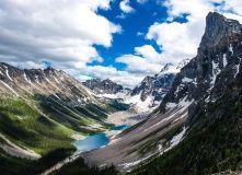 Канада, Британская Колумбия (разведка)