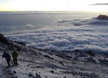 Килиманджаро (Танзания), Восхождение на Килиманджаро. Маршрут Ронгаи