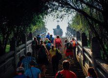 Провинция Нинь Бинь. Пагода Бай Динь