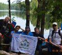 Сев-Запад, Поход по Градуевским озерам