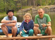 Карелия, Сплав по реке Кереть и Белое море