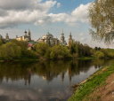 Подмосковье, Сплав по реке Тверца с посещением Торжка