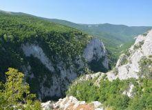 Крым, Три красивейших Каньона Крыма