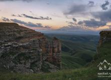 Кавказ, Лагерь в северном Приэльбрусье