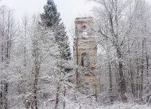 Подмосковье, Пеший поход - Кикиморы под Кимрами - Тверская область