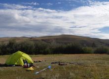 Алтай, Алтай: на байдарках по Чуйской степи
