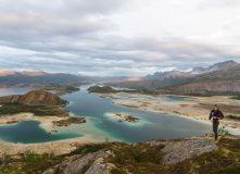 Норвегия, Тур на морских каяках по северной Норвегии + треккинг в горы