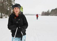 Сев-Запад, На лыжах по Ладожским шхерам