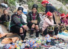 г.Сапа. Черные Хмонги и Красные Зао