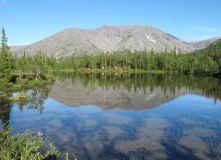 Кольский, Горный лагерь в Хибинах