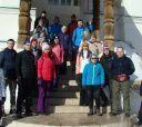 Подмосковье, Лыжный тур в Звенигород