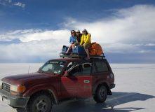Центральная и Южная Америка, Поход по Боливии: Титикака, Анды и солончаки Уюни