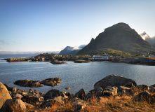 Норвегия, По Лофотенским островам. Мульти (вело+пеше+авто)
