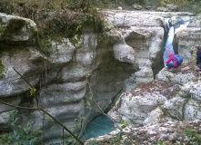 Кавказ, Черноморский вояж. Проживание в гостинице в Сочи, прогулки в горы, экскурсии