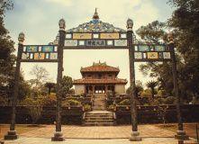 Окрестности г.Хюэ. Гробница императора Минь Манга