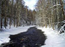 Сев-Запад, Снежные пути гряды Вярямянселькя