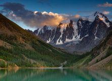 Алтай, Шавлинские озёра и Чуйский хребет