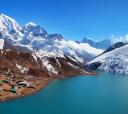Непал, Путешествие по национальному парку Сагарматха. Озеро Гокио, три перевала и три вершины