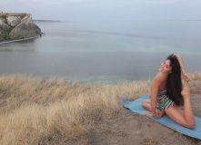 Крым, Йога в Крыму